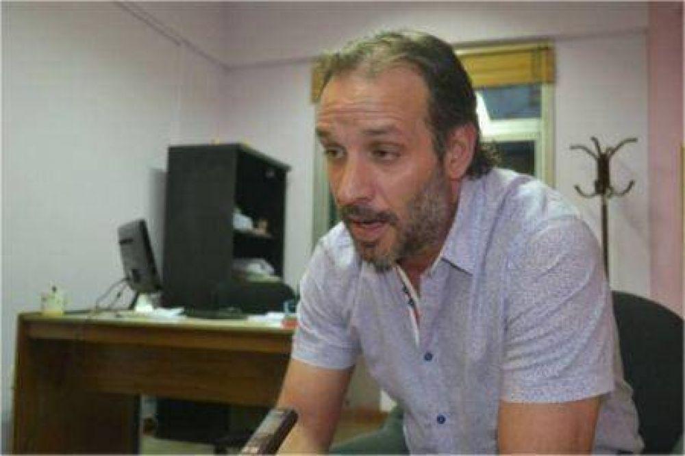 """García: """"El Gobierno debe 500 millones de pesos"""""""