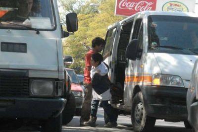 Sigue el control de las habilitaciones en el transporte