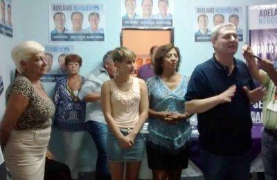 Adelante Neuquén proclamó candidatos en Picún Leufú y Plottier
