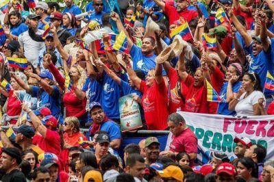 El homenaje de Venezuela a Hugo Ch�vez, a dos a�os de su muerte