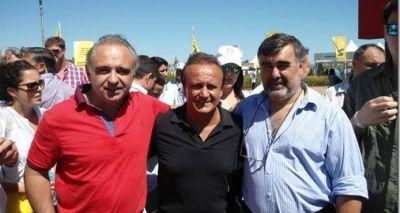 Sergio Rosa acompañó el recorrido del Pro por Expoagro