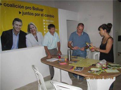 Mario Llambías estará en Bolívar el viernes 13