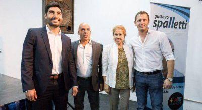 Spalletti baja su candidatura para apoyar a Jofr� y enfrentar a Curto