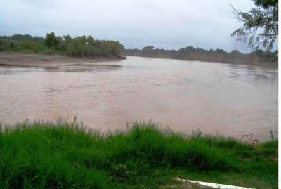 Los ríos Bermejo y Pilcomayo disminuyen sus niveles