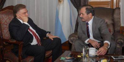 Alperovich y Amaya firmarán un acuerdo por la deuda de la capital