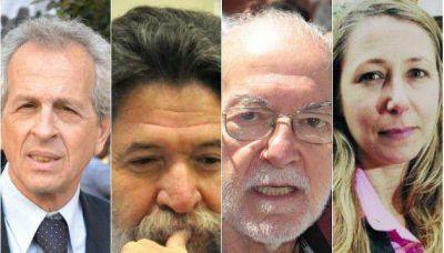 Los candidatos de la izquierda