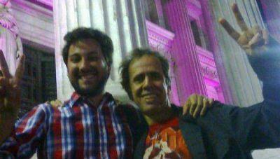 El letrista de Calamaro y el yerno de Palito Ortega, candidatos
