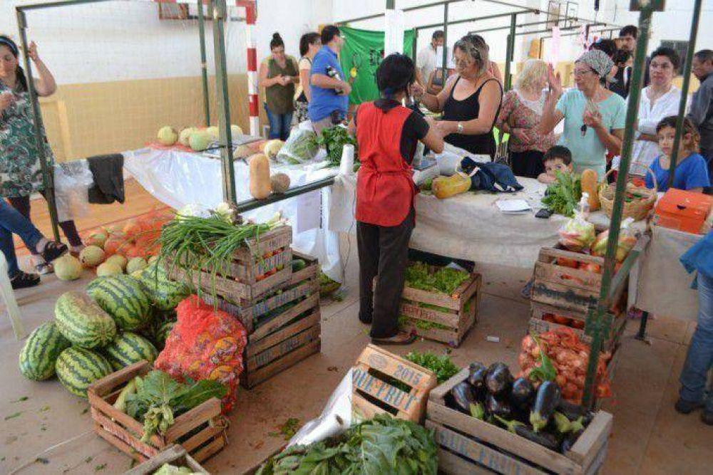 Comenzó con éxito la Feria Distrital Municipal