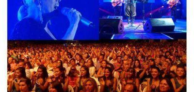 """Valeria Lynch y Carlos Ramón Fernández brillaron en la primera noche de la 23° Edición de la """"Fiesta Nacional de la Guitarra"""""""