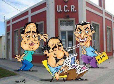 Con una frustrada Convención provincial, la UCR camina hacia nuevos acuerdos