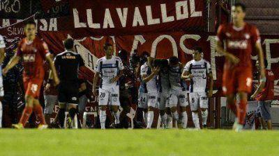 Independiente sufrió su primera caída del campeonato ante Belgrano en Avellaneda