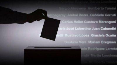 Todo listo para las PASO: estos son los precandidatos confirmados en la Ciudad