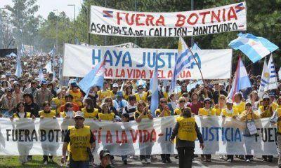 Informe sobre persecución penal a la Asamblea Ambiental de Gualeguaychú