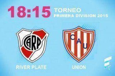 River, con equipo alternativo, recibe a Unión en el Monumental