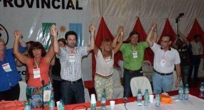La Convención Radical ratificó y proclamó la fórmula Aída-Bruno
