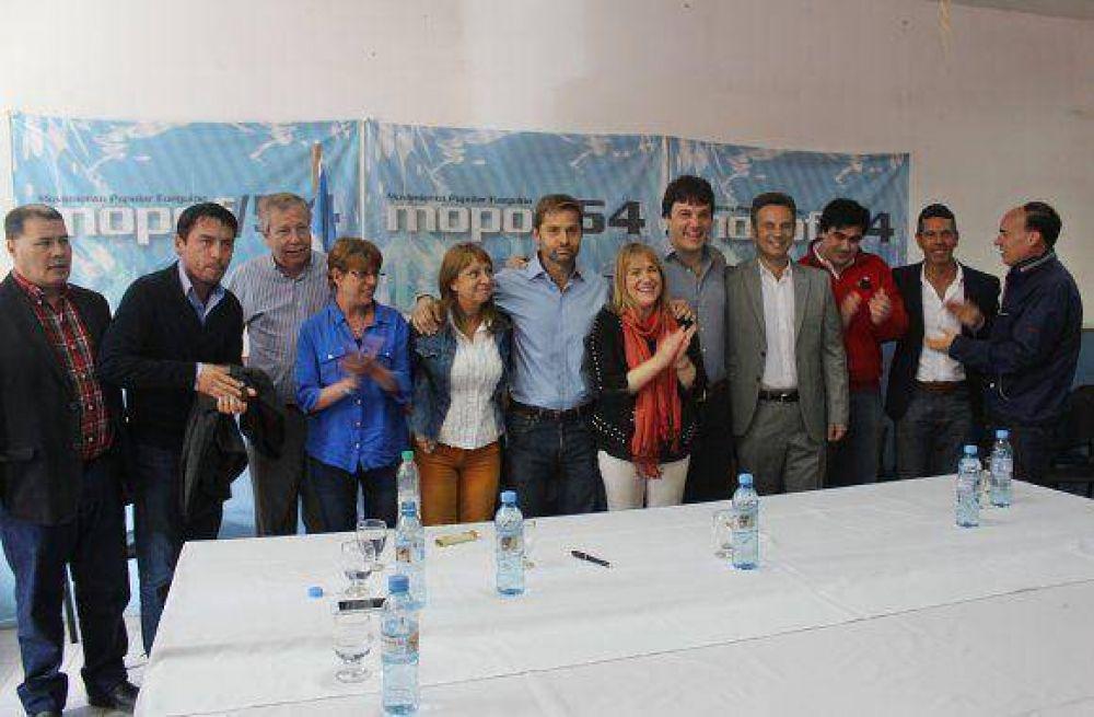 Unir TDF garantiza las elecciones internas para gobernador, vicegobernador e Intendente