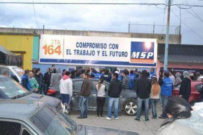 El MSP inauguró local partidario en Ushuaia