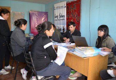 Desarrollo Social de Naci�n y ANSES realizaron campa�a informativa en San Benito