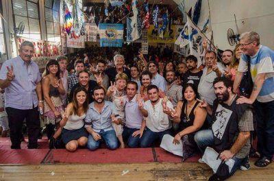Plenario del FPV en San Martín