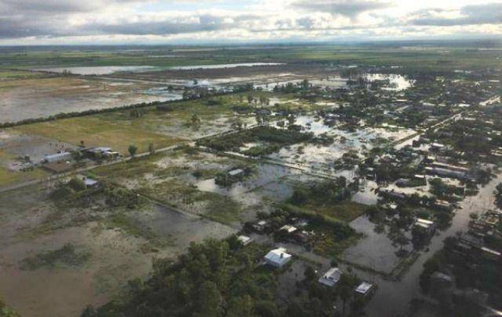 Son 500 mil las hectáreas afectadas en Córdoba
