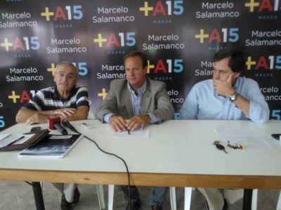 Alfonso Coll Areco abandonó las filas del massismo