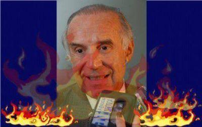 Hombre en llamas: la Justicia Federal pidió la indagatoria del intendente Passaglia por corrupto