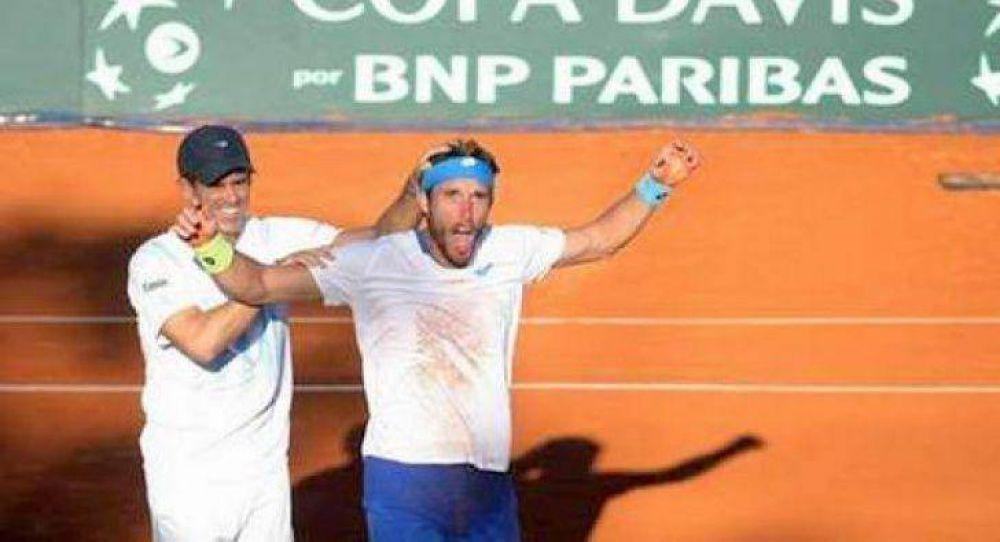 Un Leo enorme se quedó con un partido para la historia del tenis