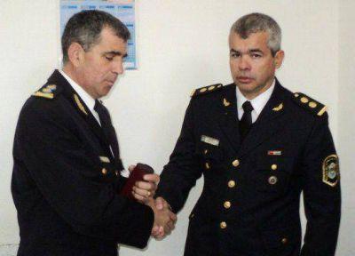 El Comisario Mori quedó a cargo de la DDI San Nicolás