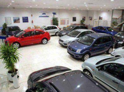 Sigue caída en venta de vehículos, también en Neuquén