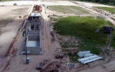 La Fuerza Aérea denunció a Boca por usurpación de un terreno en Ezeiza