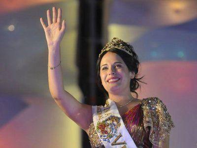 Rocío Tonini, de Junín, es la Reina 2015