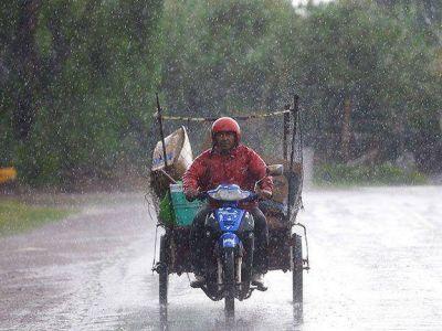 Alerta meteorológico por tormentas en Mendoza que podrían traer granizo