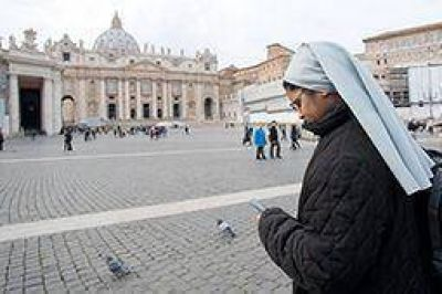 Más mujeres en el Vaticano