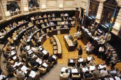 La legislatura de la previa electoral