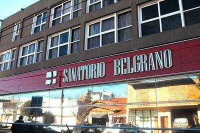 El Sanatorio Belgrano vuelve a funcionar este lunes