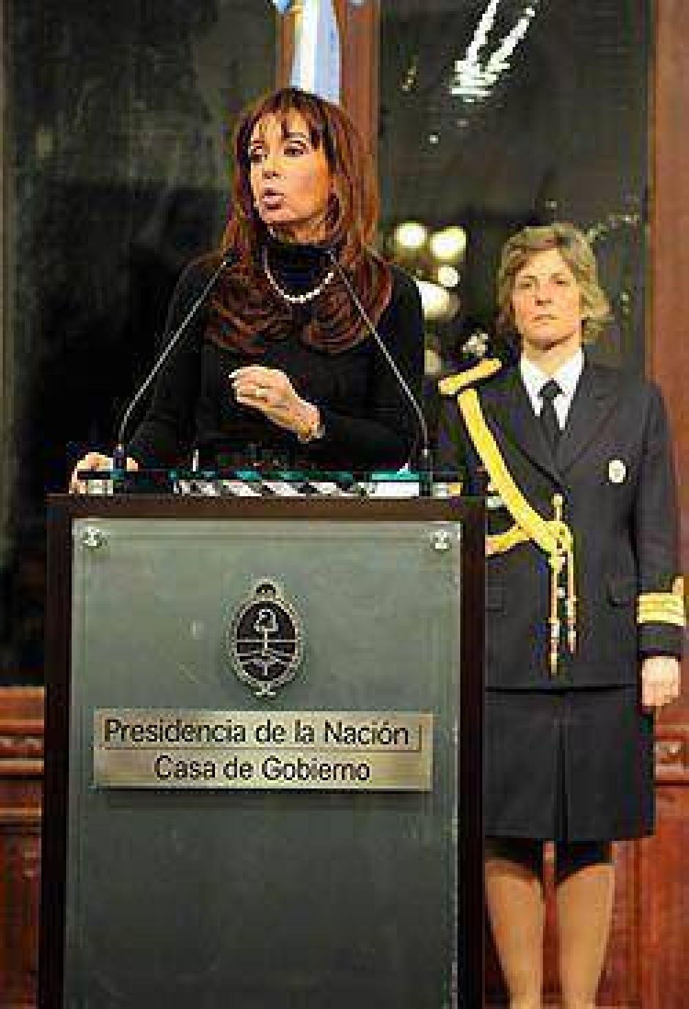 """Cristina y los cambios en el INDEC: """"Son para que no haya más dudas"""""""