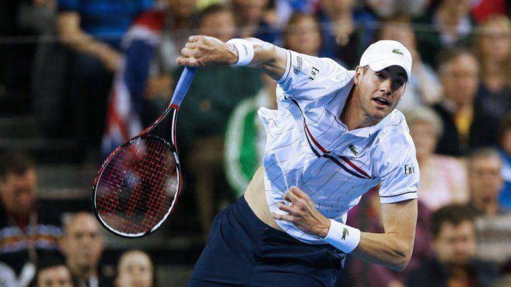 Copa Davis: Suiza y EEUU, eliminados en primera ronda del Grupo Mundial