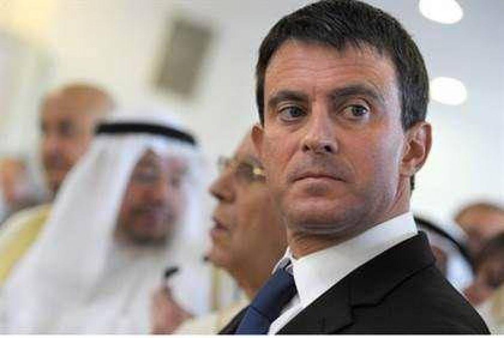 """Francia. Primer ministro Valls: """"La hostilidad al sionismo e Israel tiene todos los componentes del antisemitismo"""""""