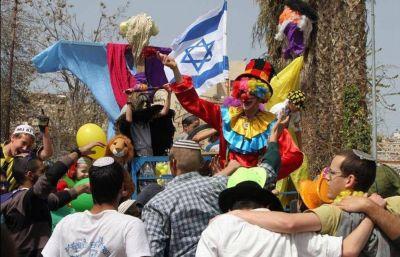 La comunidad judía celebra la fiesta del Purim