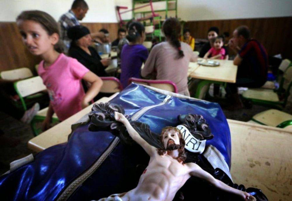 """""""Las persecuciones y masacres obligan a los cristianos a emigrar"""""""