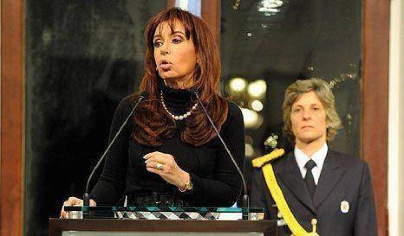CFK también tuvo onda con Macri, pero enumeró los fondos que le da