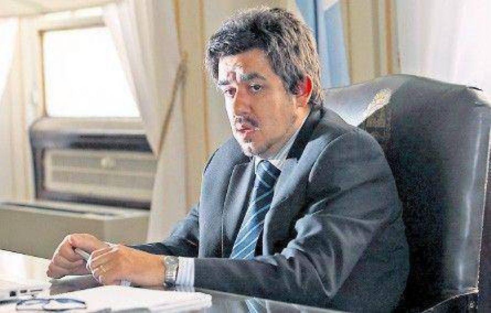 """Arlía: """"Es necesario discutir la redistribución de los fondos"""""""
