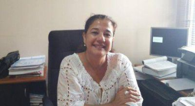 """La radical María Cristina Erico fue elegida """"Vicepresidenta Segunda"""" de la Cámara de Diputados"""