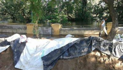 Otra lluvia intensa e inesperada inquietó en Sierras Chicas