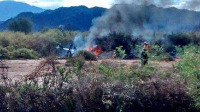 ¿Quiénes son las víctimas del choque de helicópteros en La Rioja?