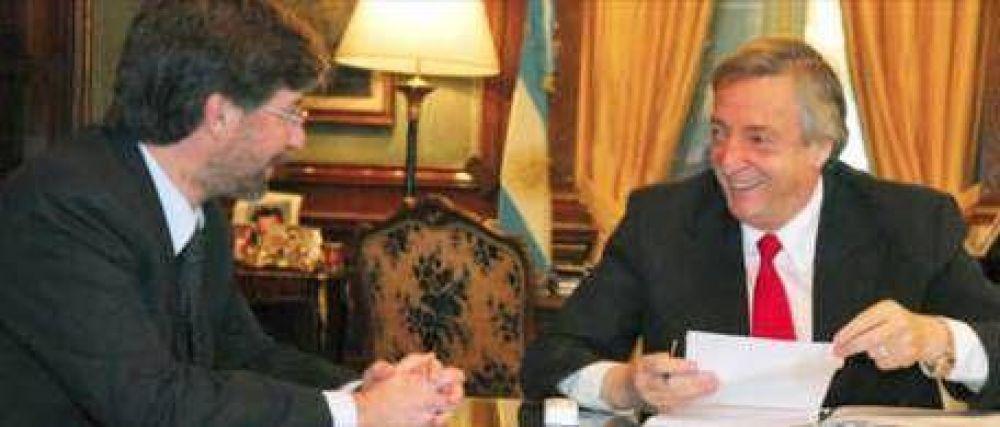 Denuncia penal de Rivas a Kirchner por clientelismo político