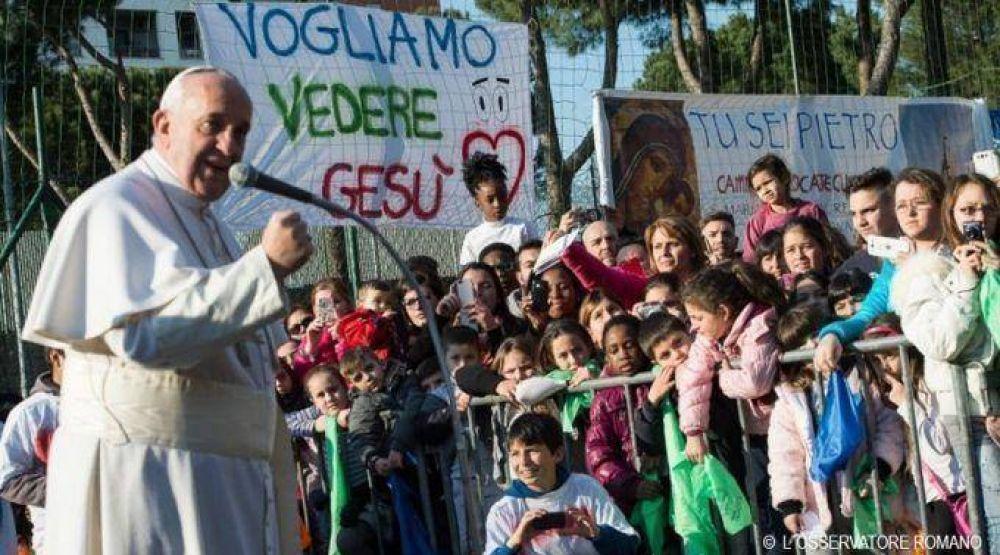 Papa Francisco explica qué es el infierno, la moral y qué hacer ante las injusticias