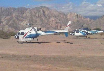 Chocaron dos helicópteros en La Rioja: hay al menos 10 muertos