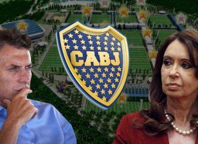 Boca juega un partido difícil: enfrenta a La Cámpora y el trofeo es un megadesarrollo inmobiliario