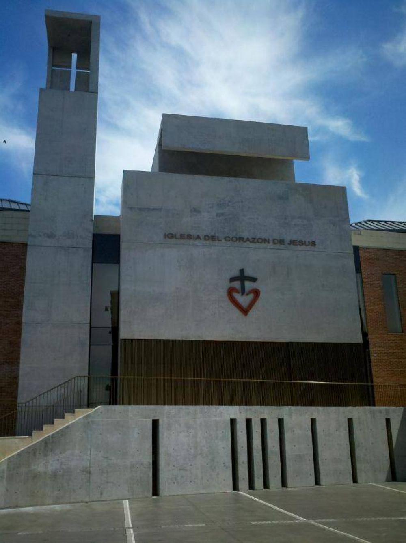 La UCA inaugura la iglesia principal de su campus de Puerto Madero